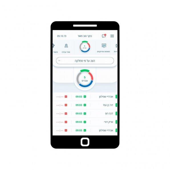 אפליקציית מנהלים